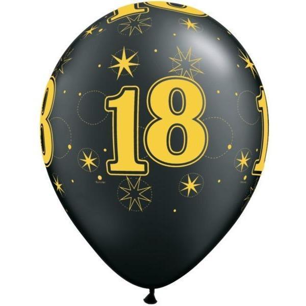 "50th Birthday Shining Star Blue BIRTHDAY PARTY SUPPLIES 45cm Foil Balloon 18/"""