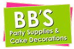 BBs Party Supplies and Cake Decorations