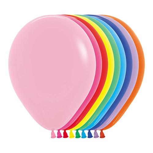 12cm Decrotex Latex Balloons