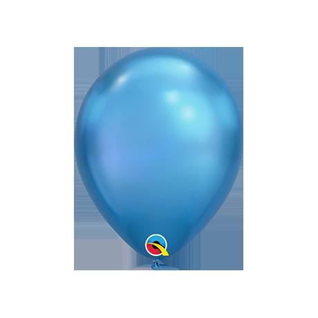 18cm Chrome Ballons